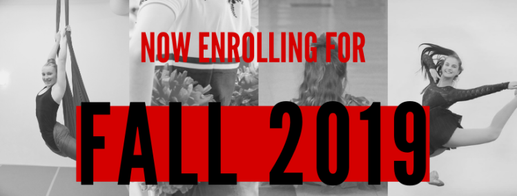 Copy of Now Enrolling for FAll